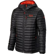 Mens Nitrous Hooded Down Jacket