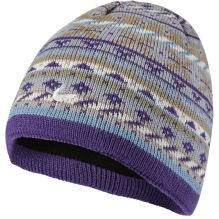 Womens Meadow Waterproof Jacquard Beanie