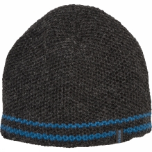 Mens Twin Stripe Beanie