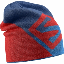 Mens Flat Spin Reversible Beanie