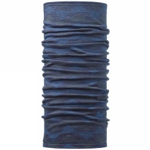 Merino Wool Buff Patterned