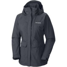 Womens Longer Miles Jacket