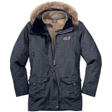 Womens Wave Hill Parka 3 in 1 Jacket