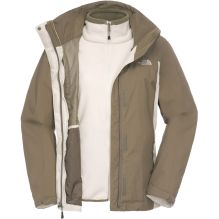 Womens Evolution II Triclimate Jacket
