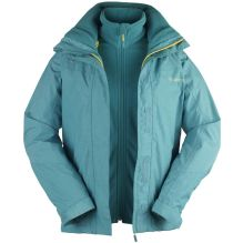 Womens Monsoon 3-in-1 Jacket