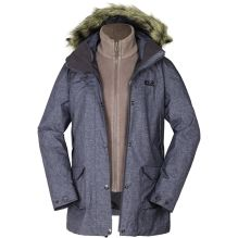 Womens Ashford 3-in-1 Parka