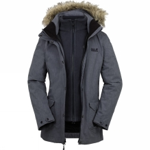 Womens Wave Hill 3-in-1 Parka