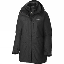 Womens Mystic Pines Long Interchange Jacket