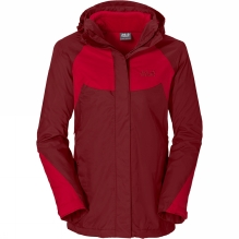 Womens Serpentine II 3-in-1 Jacket