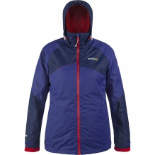 Womens Alabama 3-in-1 Jacket