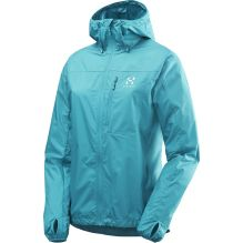 Womens Shield Q Hood Jacket