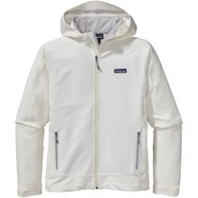 Womens Simple Guide Softshell Hoody