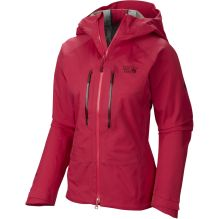 Womens Alchemy Hooded Jacket