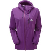 Womens Squall Hooded Jacket