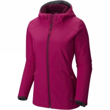 Womens Pyxiana Hooded Jacket
