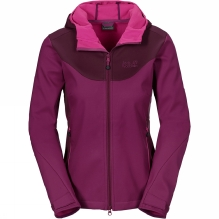 Womens Foggy Mountain Softshell Jacket