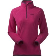 Womens Ombo Half Zip Fleece