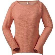 Womens Colette Slub Crew Top