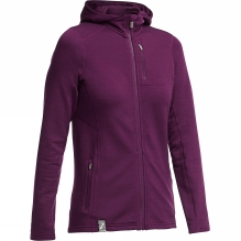 Womens Cascade Long Sleeve Zip Hood