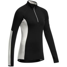 Womens Atom Long Sleeve Half Zip