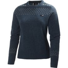 Womens Mountain Knit Roundneck