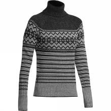 Womens Aura Long Sleeve Turtleneck