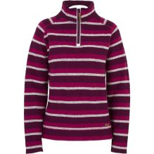 Womens Fulmar 1/4 Zip Stripe Keira Knit