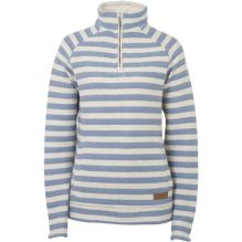 Womens Aglais Stripe Macaroni 1/4 Zip Top