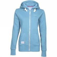 Womens Zip Hooded Sweatshirt