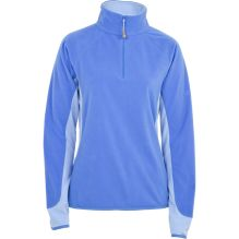 Womens Spectrum Micro Half Zip Fleece