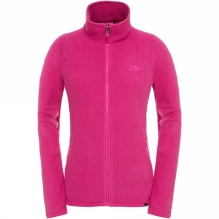 Womens 100 Glacier Full Zip