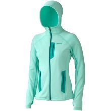 Womens Stretch Fleece Hoody