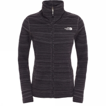 Womens Crescent Sunset Full Zip Fleece