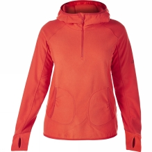 Womens Prism II Micro Half Zip Fleece