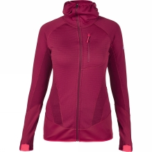 Womens Smoulder Hooded Fleece