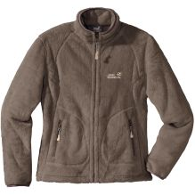 Womens Soft Asylum Fleece Jacket