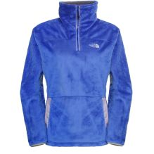 Womens Mossbud Half Zip Fleece