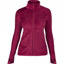 Bergha Womens Scorch Micro Grid Full Zip Jacket