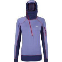 Womens Eclipse Hooded Zip Tee