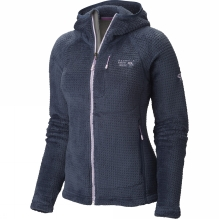Womens Monkey Grid II Hooded Jacket