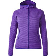 Womens Tyndrum Stripe Hooded Jacket