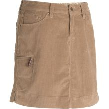 Womens Ashley Cord Skirt