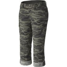 Womens Silver Ridge Printed Pants