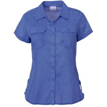 Womens Camp Henry Solid Short Sleeve Shirt