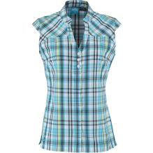 Womens Sherbrooke Cap Sleeve Shirt