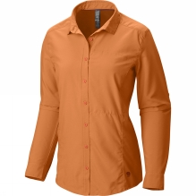 Womens Canyon Long Sleeve Shirt