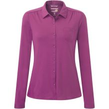 Womens Kaile Trek Long Sleeve Shirt