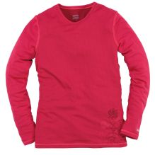 Womens Midweight Crew LS