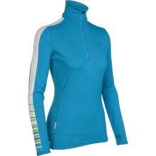 Womens Vertex Zip Top