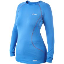 Womens Active Long Sleeve Crew Neck